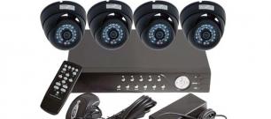 Системы видеонаблюдения Симферополь